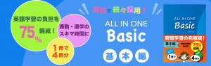 ALL IN ONE Basic紹介画像